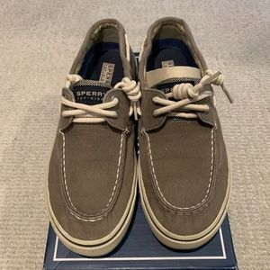 Sperry Halyard 2-Eye Boat Shoe